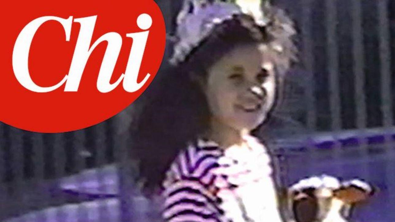 Meghan Markle, eccola a 8 anni quando si faceva chiamare principessa