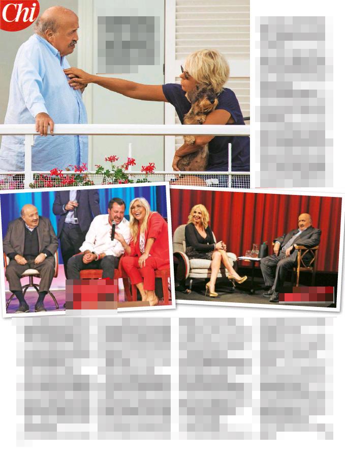 Maurizio Costanzo e Maria De Filippi, relax d agosto ad Ansedonia