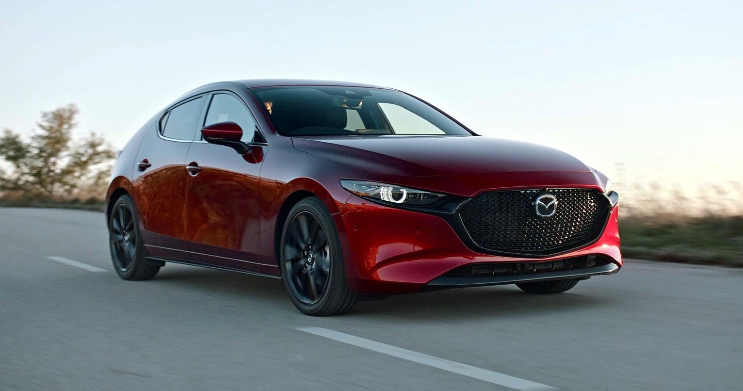 Ecco la Nuova Mazda 3