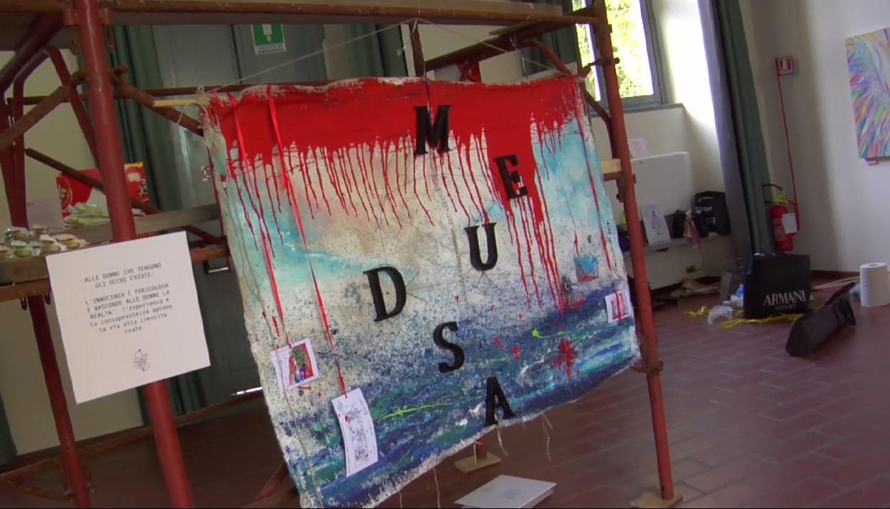 Progetto Medusa, prima tappa di arte terapia per le donne vittime di violenza