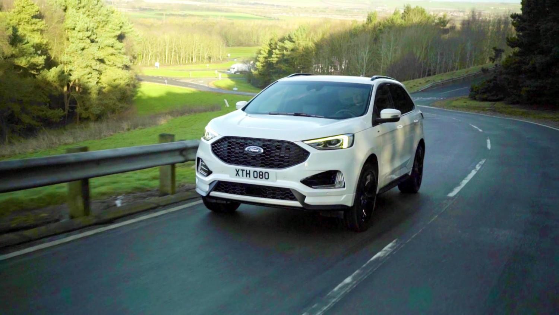 Ford Edge, la nuova serie