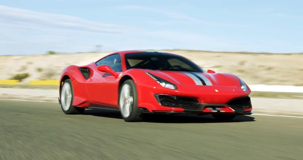 Eccola la Ferrari 488 Pista