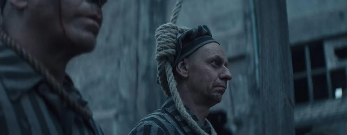 Rammstein, ecco alcune scene  incriminate  del video di  Deutschland