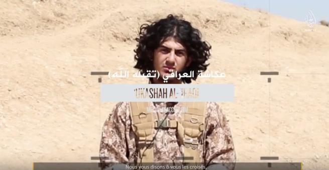 Site: un nuovo video Isis mostra gli 8 terroristi del commando di Parigi