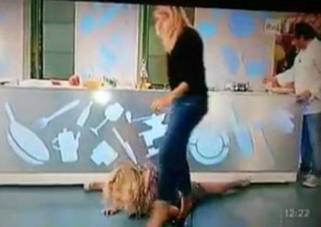 Lisa Fusco, incidente in tv: dopo la