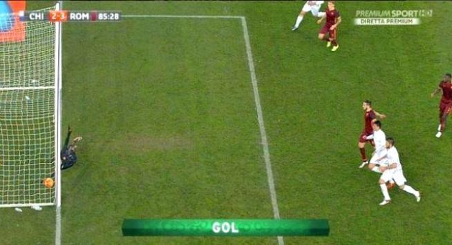 Serie A, gol storico di Simone Pepe