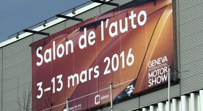 Il mondo dell'auto sbarca a Ginevra