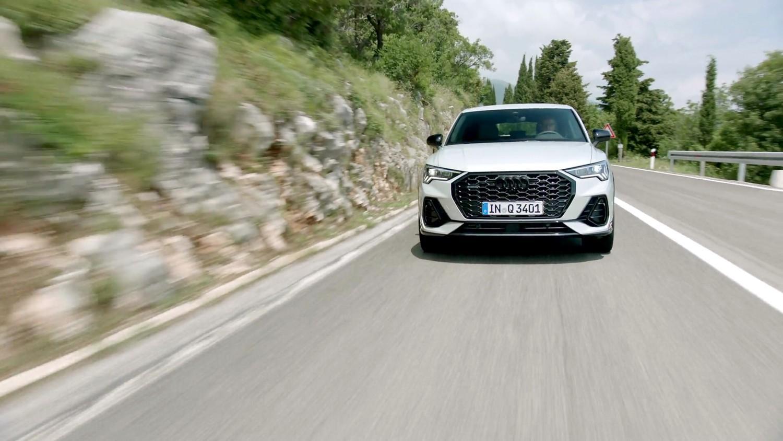 Ecco il nuovo crossover Audi