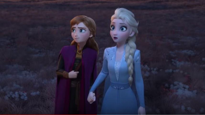 Frozen 2 , Elsa e Anna verso una nuova avventura