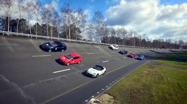 Auto dell'Anno 2016: vince Opel Astra