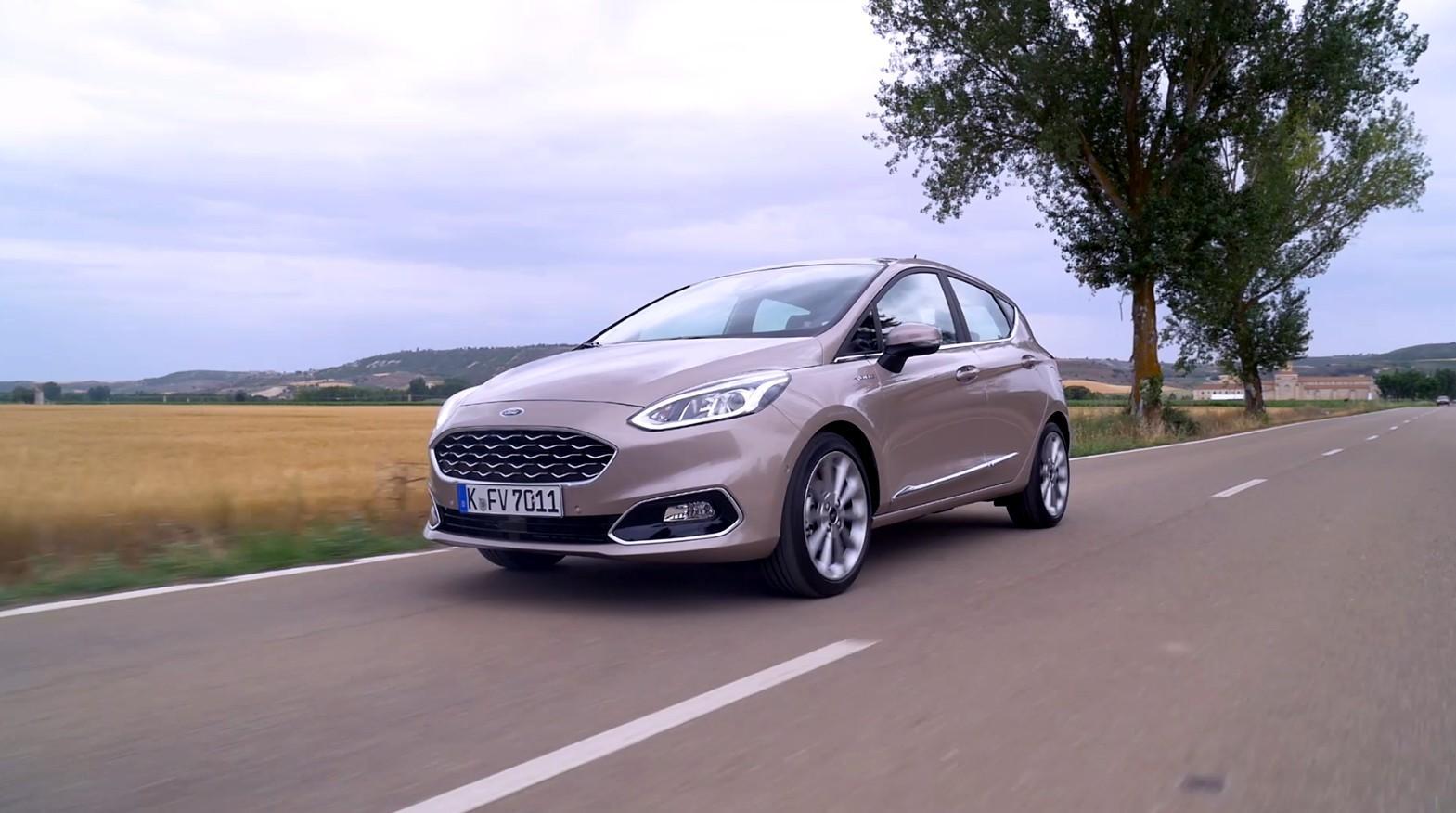 Ford Fiesta generazione sette