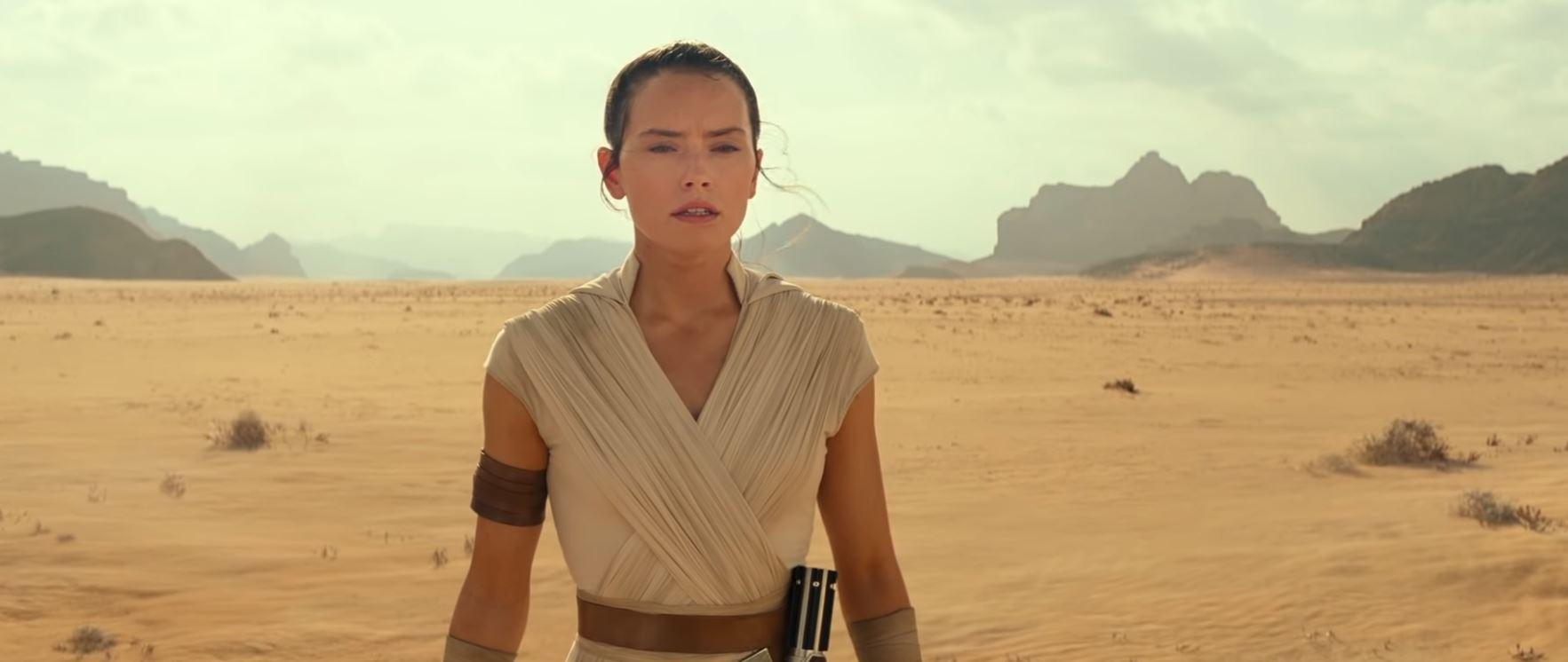 Star Wars IX , ecco le prime immagini di  THe Rise of Skywalker
