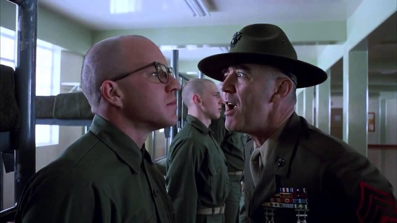 Ronald Lee Ermey, da marine ad attore