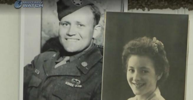 Veterano della Seconda guerra mondiale riabbraccerà la fidanzata grazie a internet