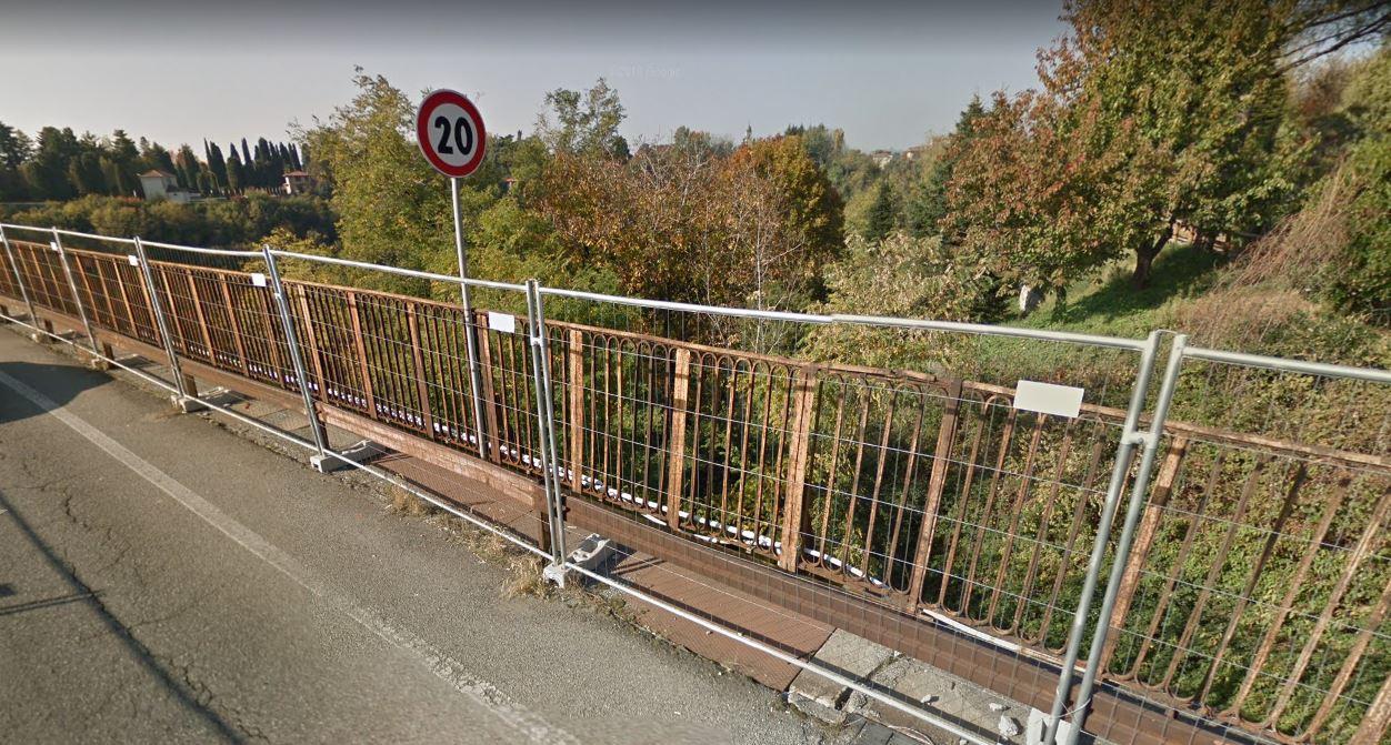 Il ponte di Paderno d Adda chiuso per motivi di sicurezza