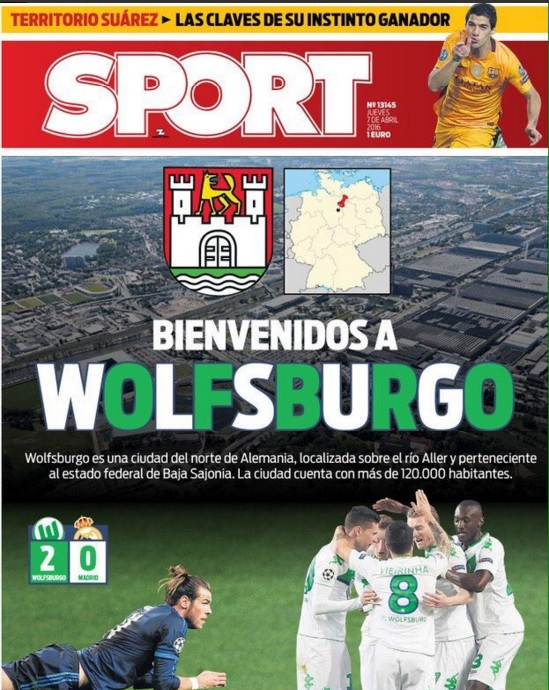 Flop Real in Germania, la stampa si scatena