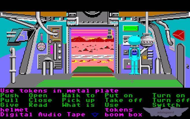 Amiga: 34 scatti dedicati ai giochi... imperdibili