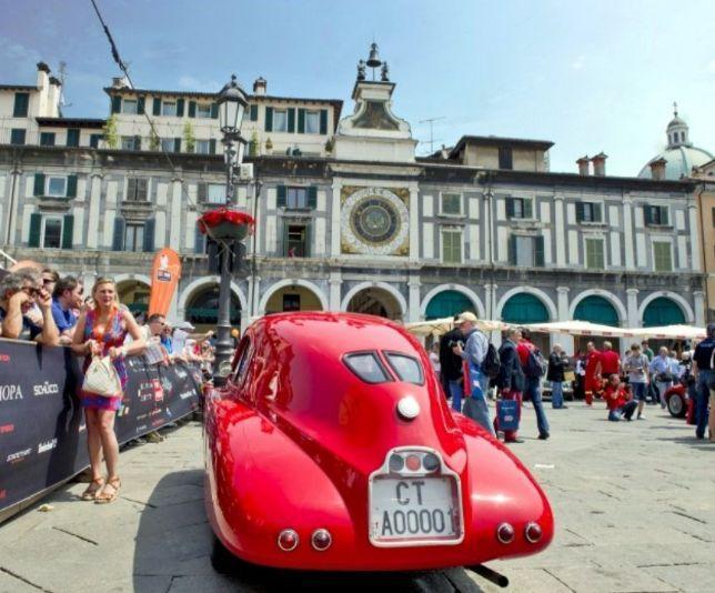 Il Museo Viaggiante di auto storiche