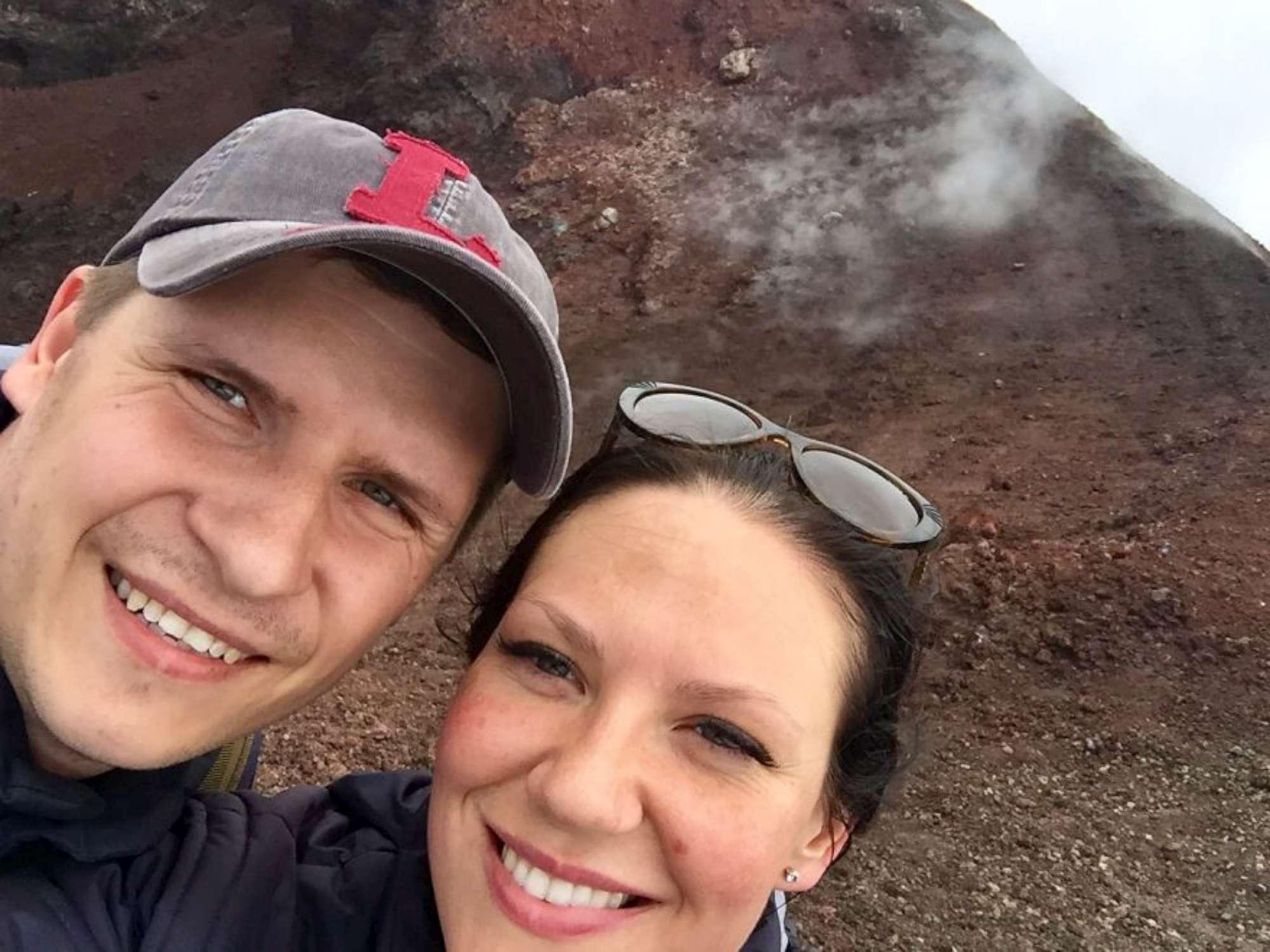 Trovano una videocamera sull Etna:  Aiutateci a ritrovare i proprietari