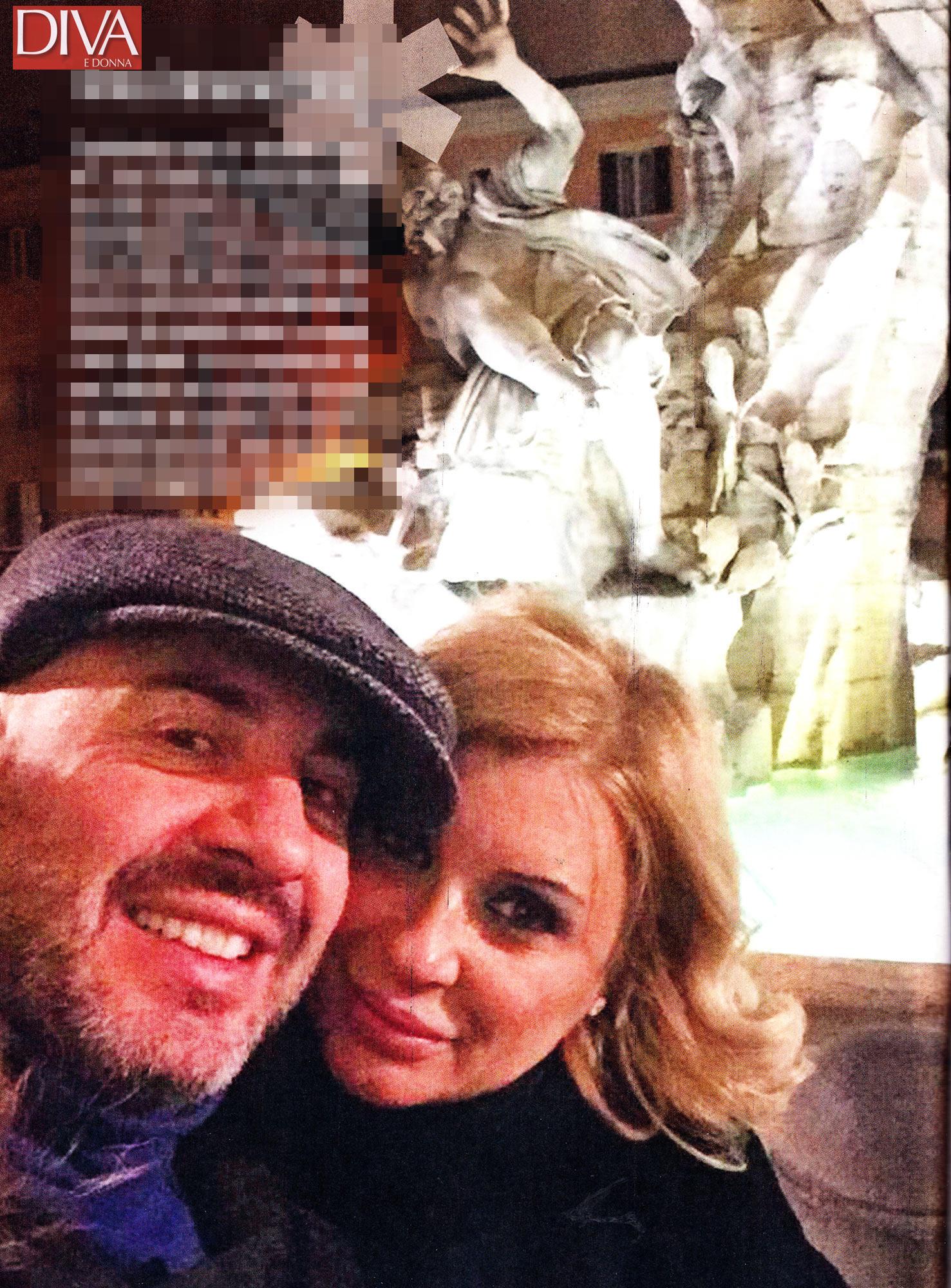 Tina Cipollari, primo bacio con Vincenzo Ferrara