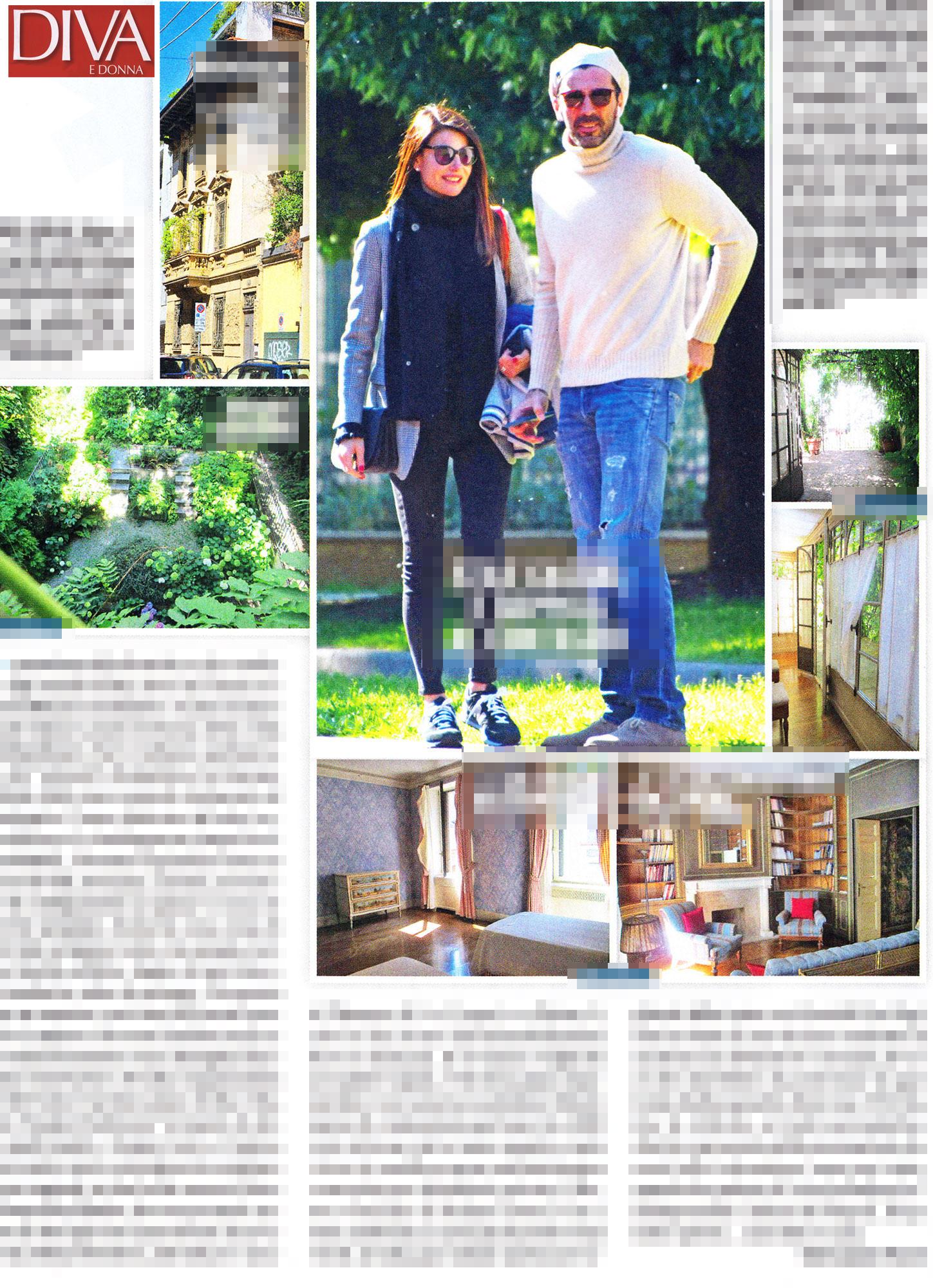 Buffon e D Amico, comprano un nido superlusso a Milano
