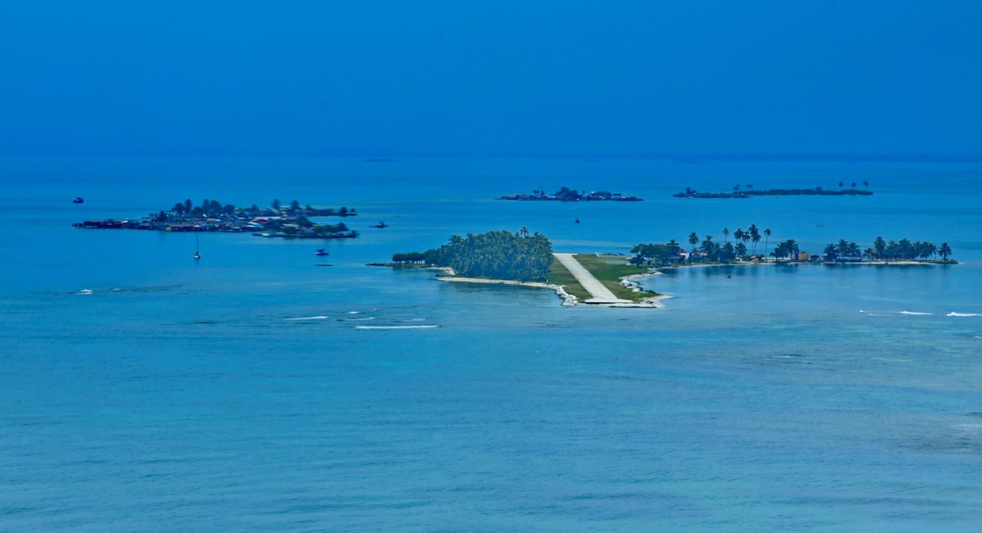 Donnavventura alle isole San Blas