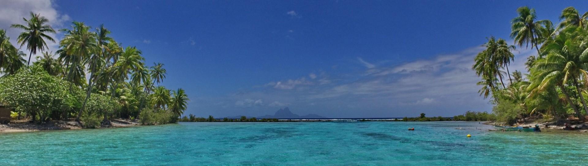 In Polinesia con Donnavventura
