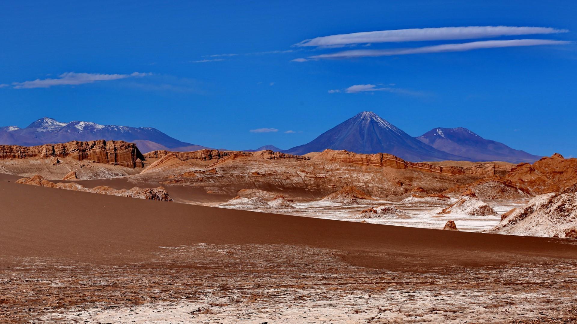 Donnavventura nel deserto di Atacama