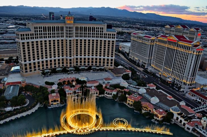 La città dove tutto è possibile: Las Vegas