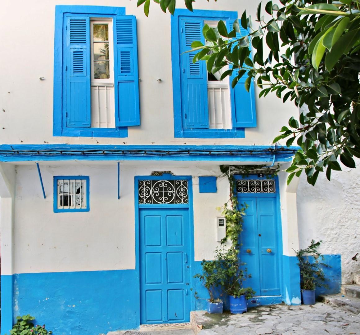 Colori e profumi di Tangeri