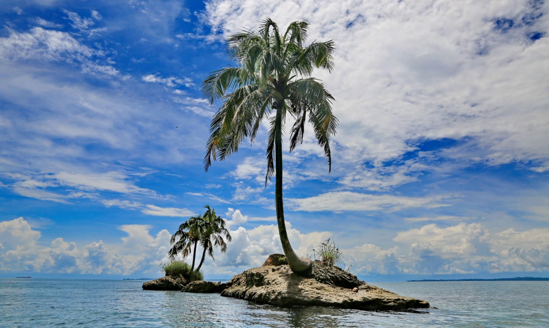 Donnavventura a Bocas del Toro, Panama