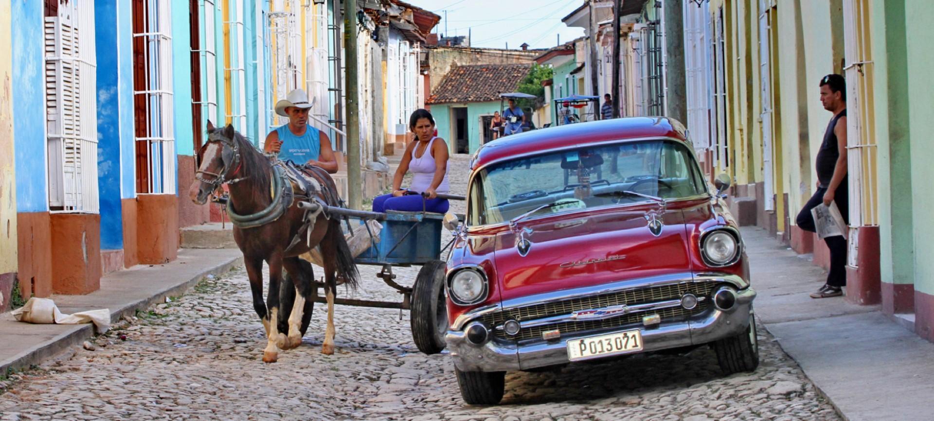 Trinidad, la città gioiello di Cuba