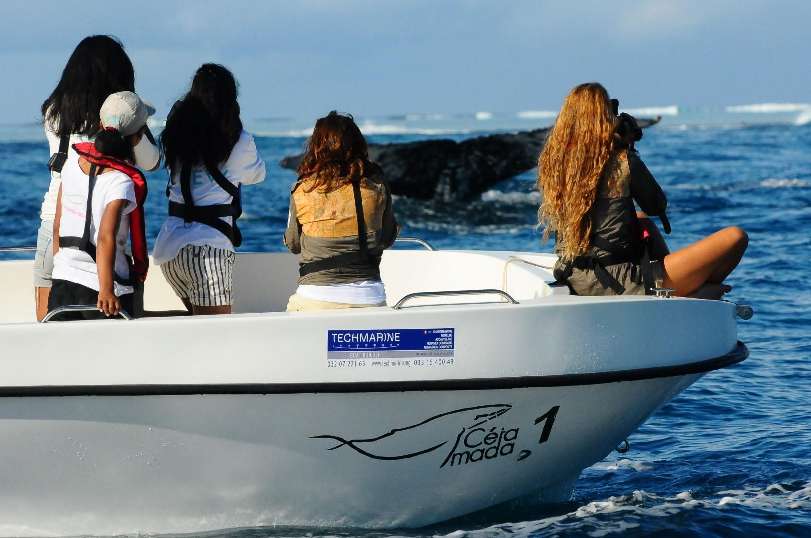 Donnavventura in Madagascar: a tu per tu con le balene