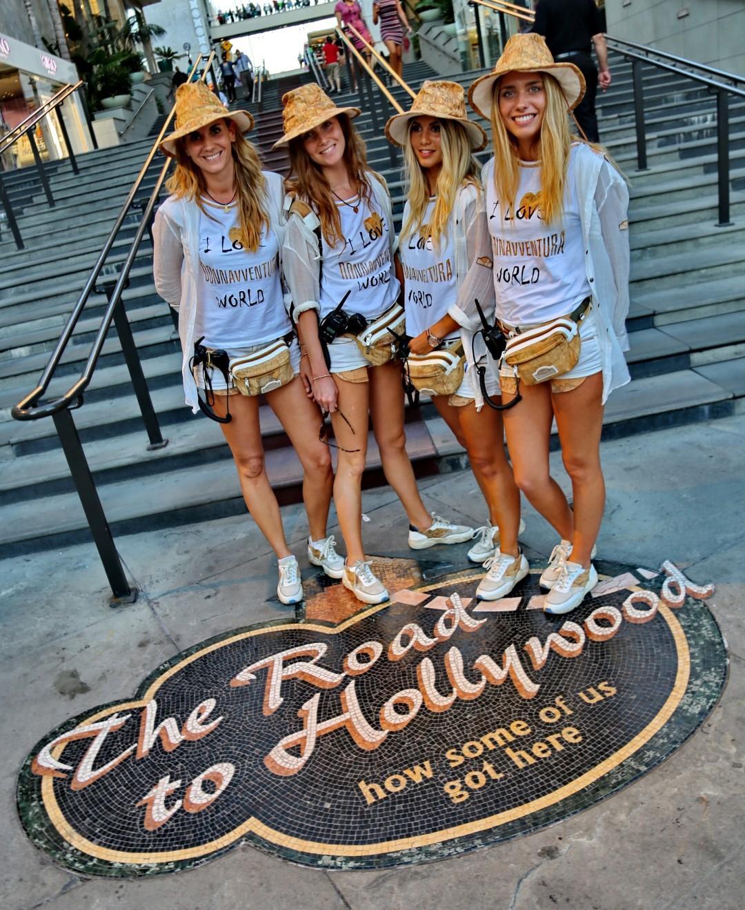 Donnavventura a Hollywood, la città delle Star
