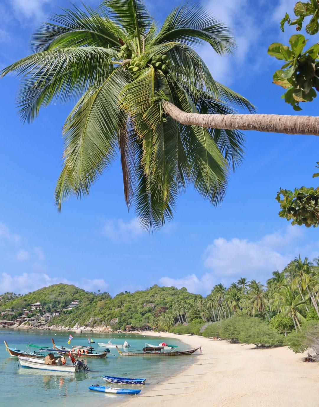 Le isole thailandesi nel Mar delle Andamane