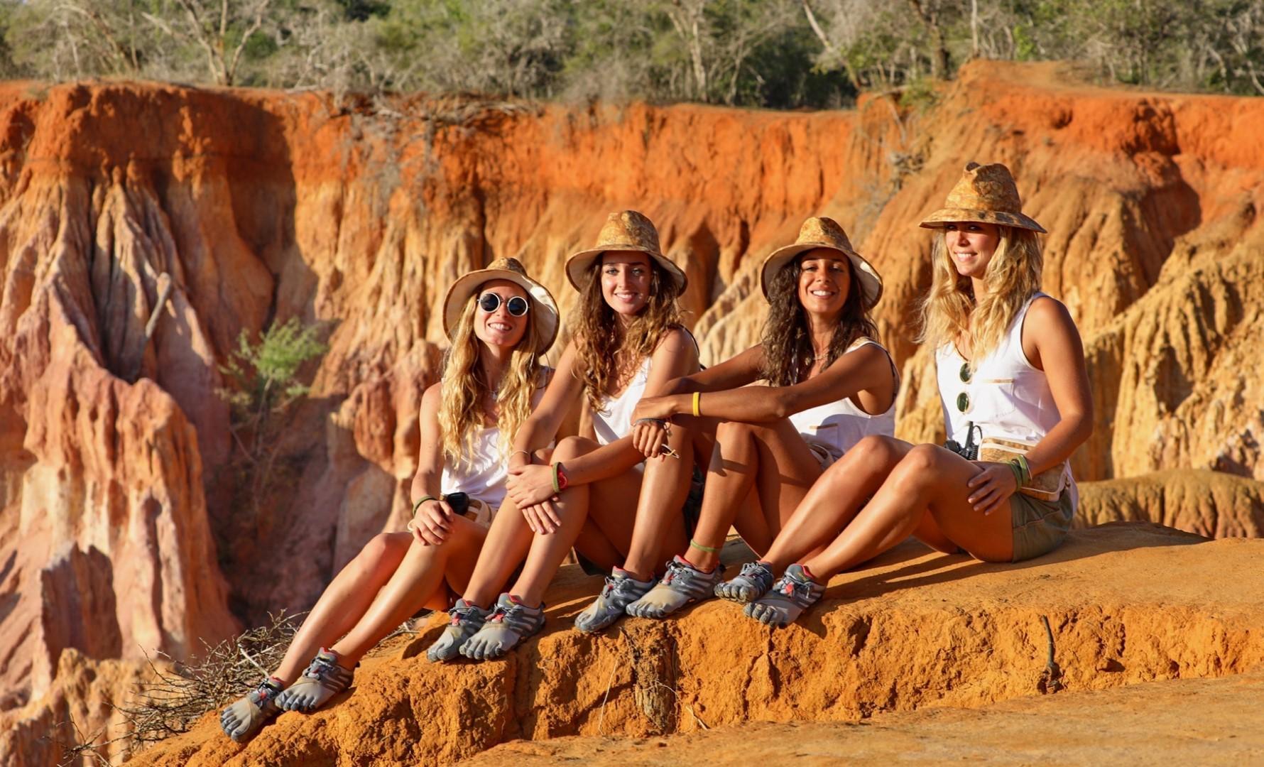 Donnavventura: le emozioni del safari fotografico