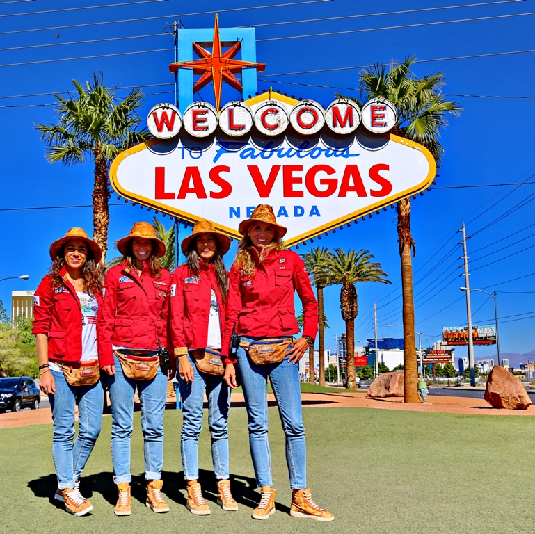 Donnavventura a Las Vegas