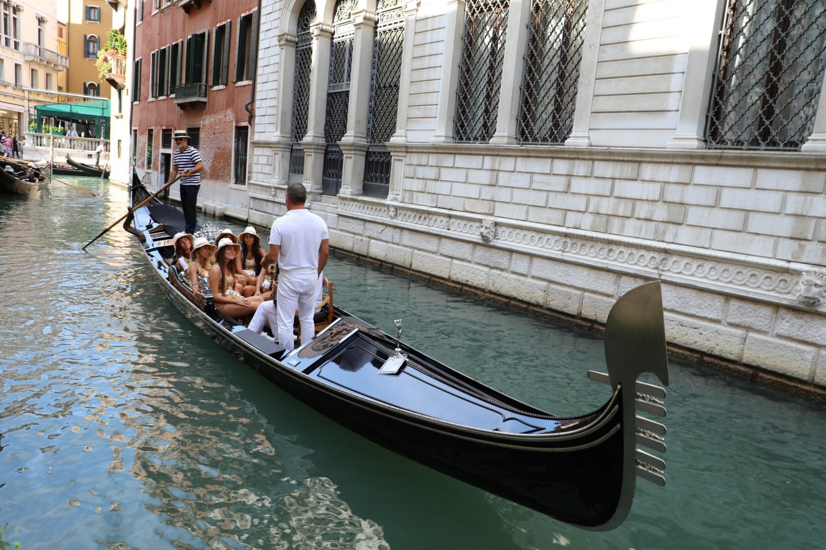 Donnavventura: glamour a Venezia