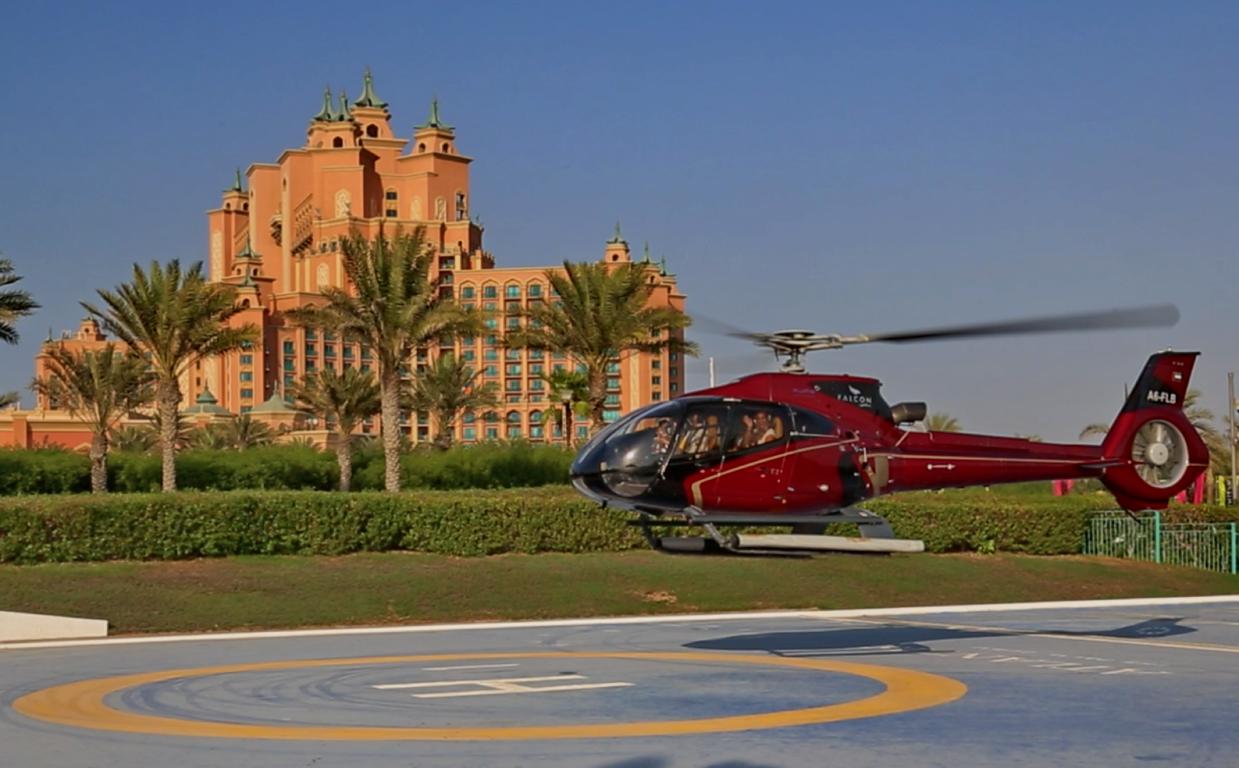 Donnavventura a Dubai