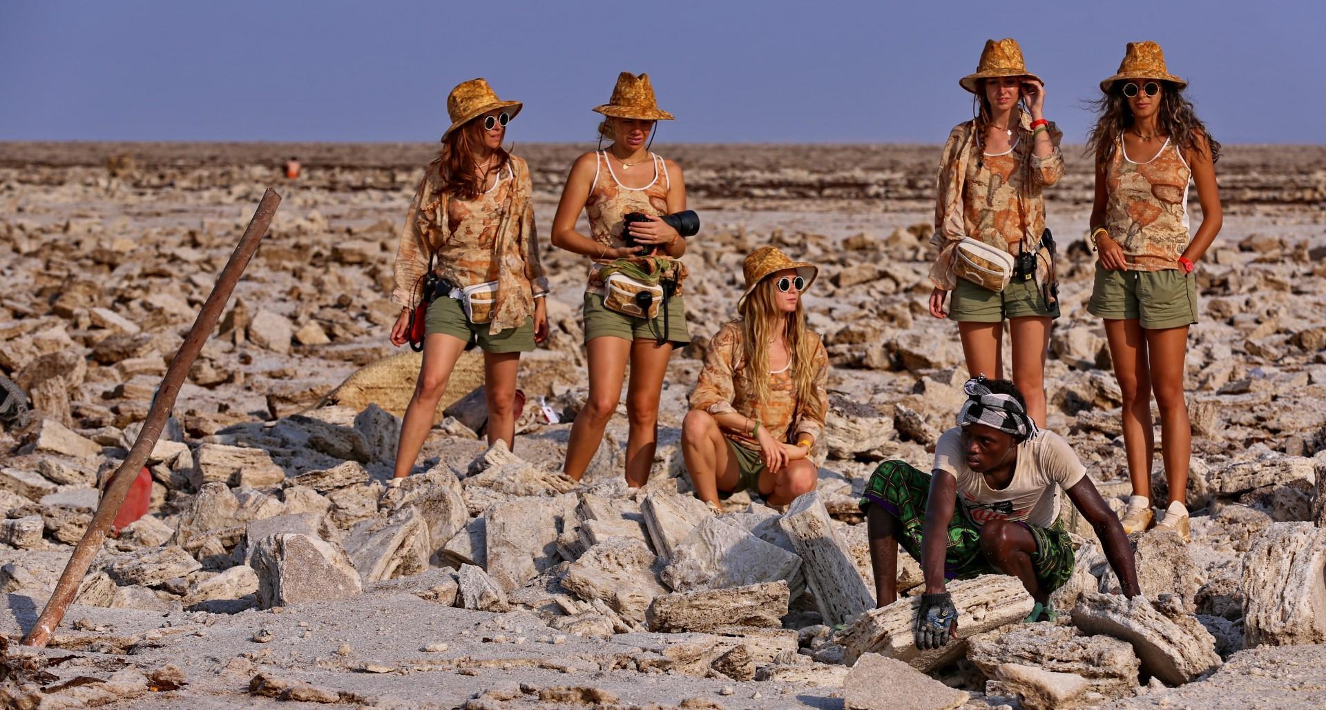 Donnavventura: in Etiopia con la carovana del sale