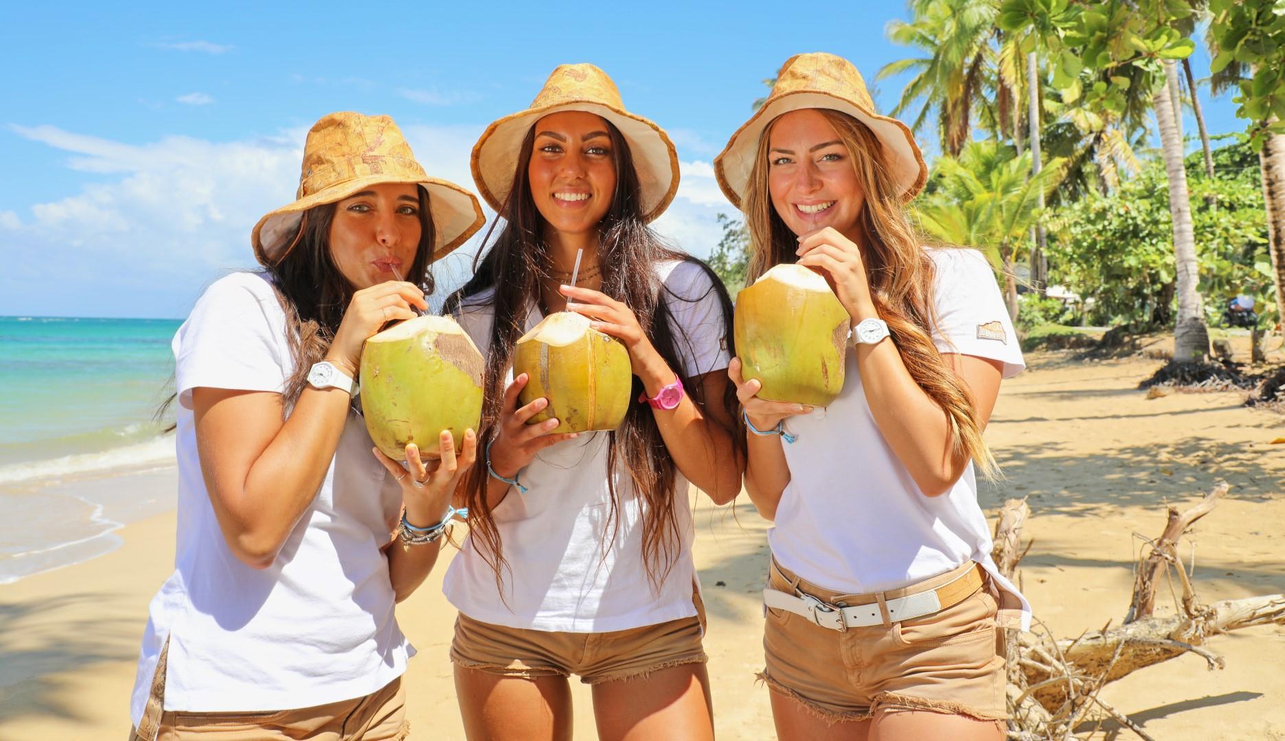 Donnavventura: il paradiso tropicale dell'isola di Saona