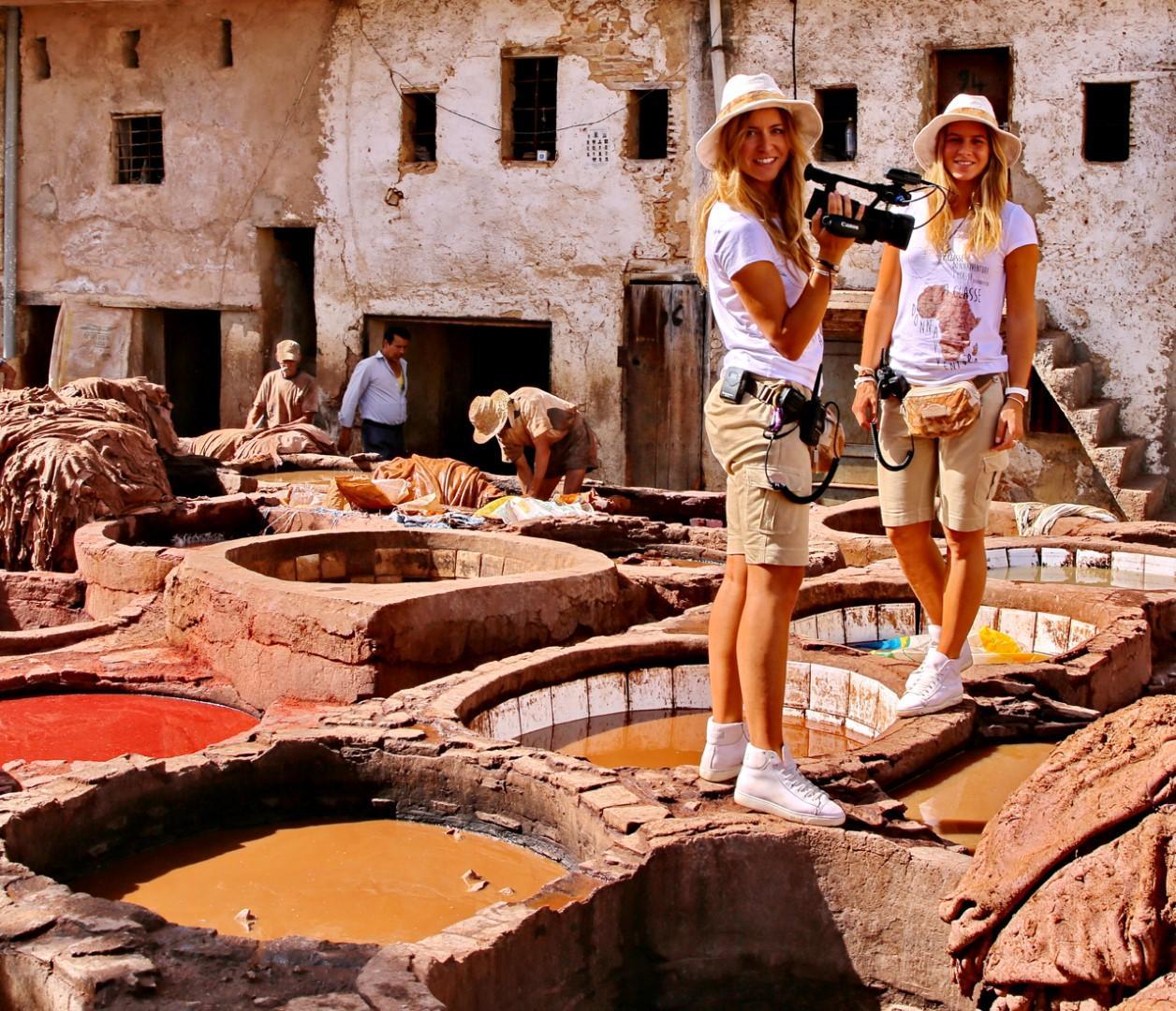 Donnavventura: emblematica e misteriosa Tangeri