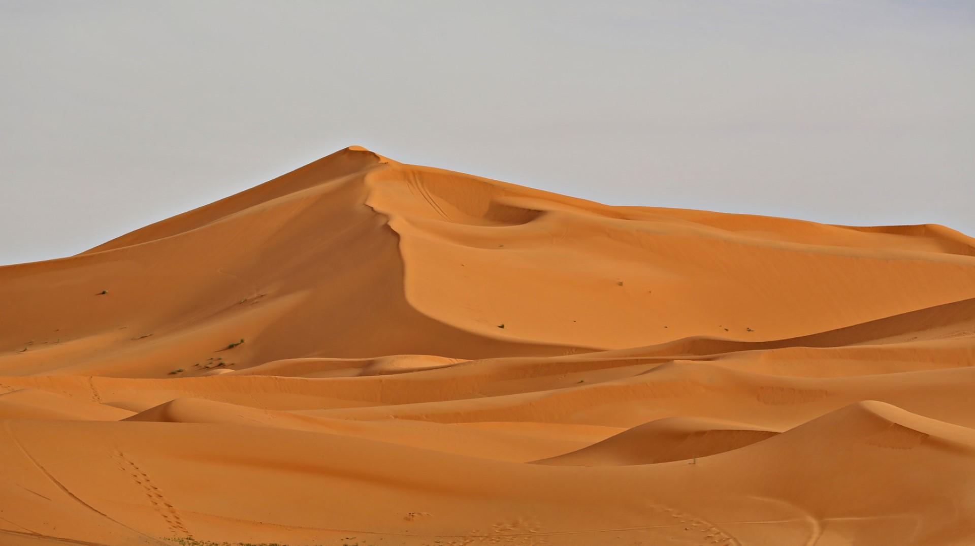 Donnavventura nel deserto del Marocco