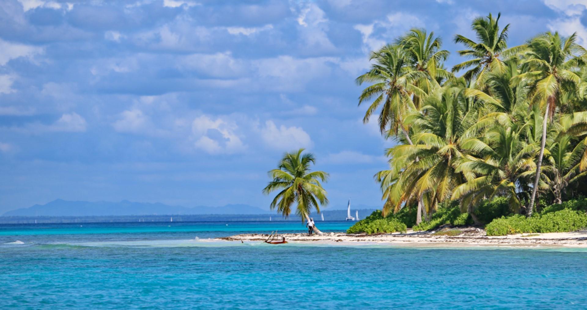 La Repubblica Dominicana e l'isola di Saona