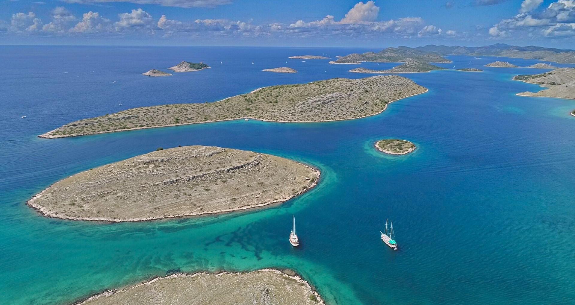 Donnavventura: in navigazione tra le isole della Croazia