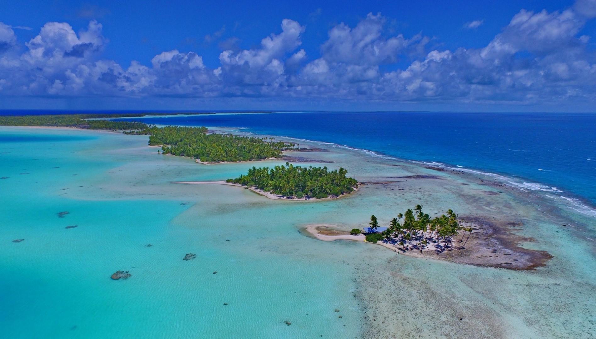 Polinesia: Rangiroa e la sua Laguna Blu