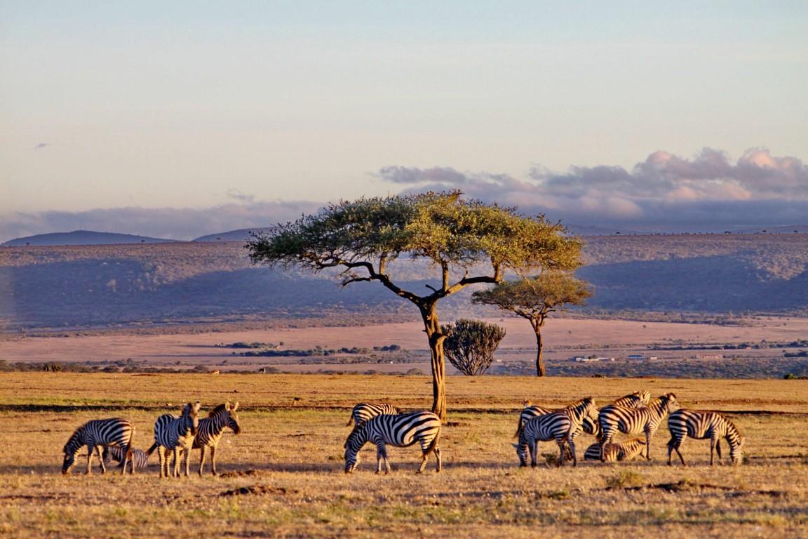 Donnavventura in Kenia