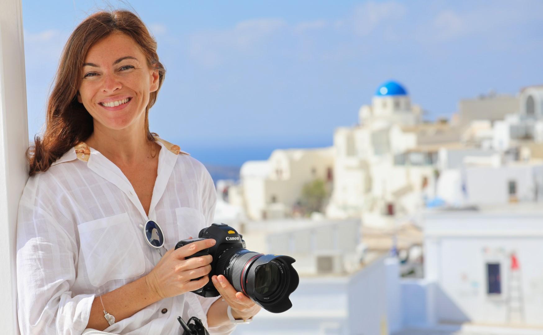 Santorini, il gioiello bianco del Mediterraneo