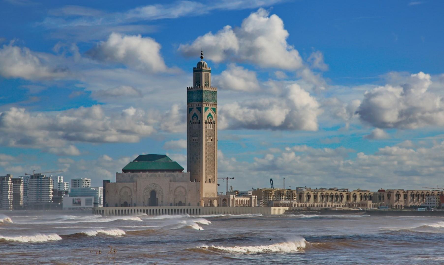 Marocco: a Casablanca con Donnavventura