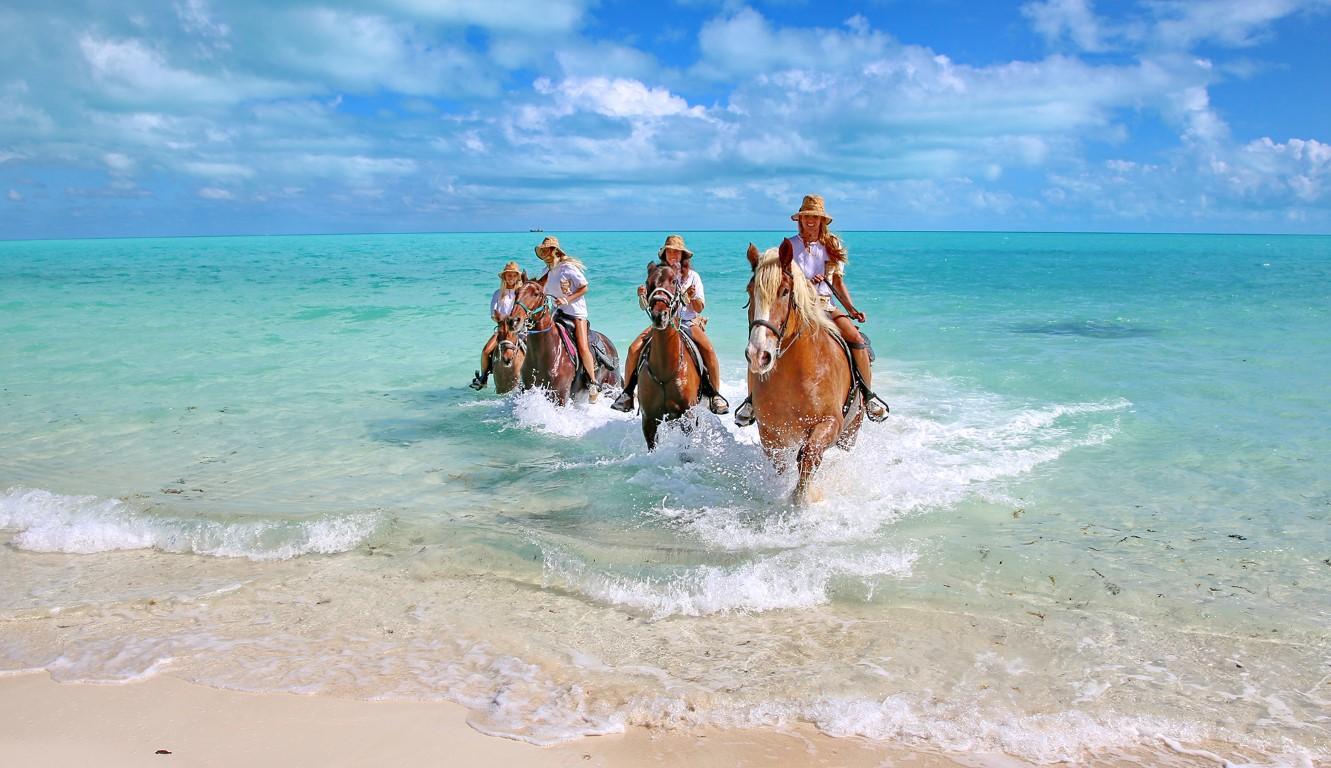 Donnavventura, Turks and Caicos: un paradiso turchese
